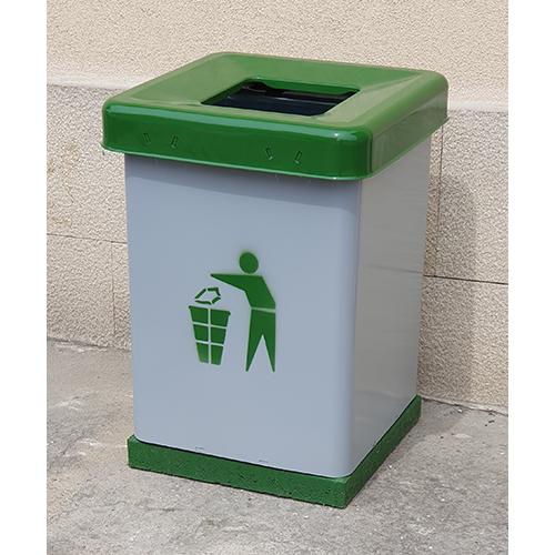 Модел КС 700 - Кош за отпадъци с бетонова основа(19)
