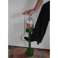 Преса за пластмасови бутилки От Зиесто АД