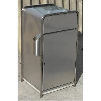 Stainless Waste Bin - Model KC 830 K-H