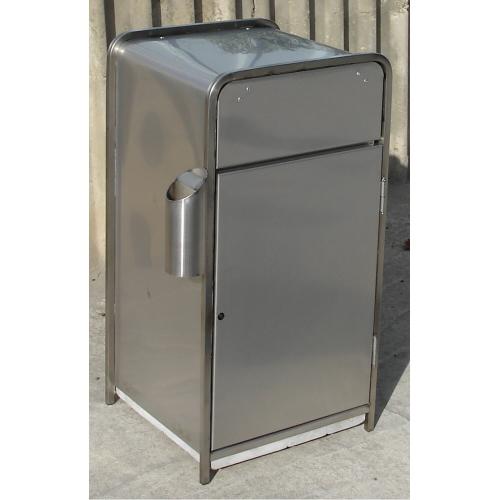 Модел КС 830 К-Н    Неръждаемо кошче за отпадъци От Зиесто АД