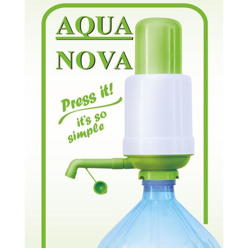 Помпа за бутилирана вода   AQUA NOVA 3-19 L От Зиесто АД