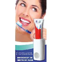 Диспенсер за паста за зъби От Зиесто АД