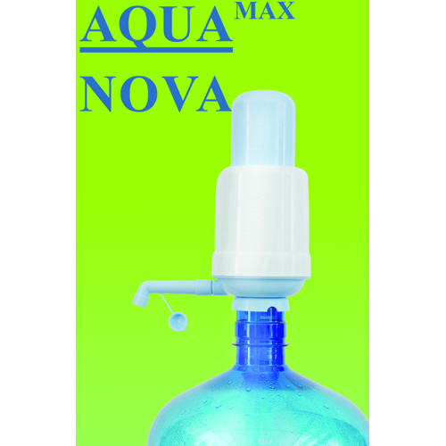 Ръчна помпа за бутилирана вода - AQUA NOVA MAX От Зиесто АД